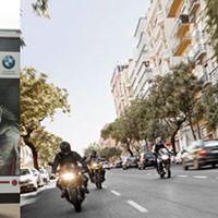BMW Factory Demo Truck