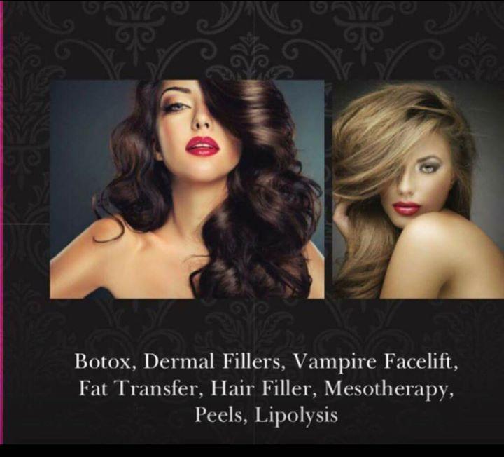 Botox  Dermal Fillers  Lip Fillers Vampire Facelift