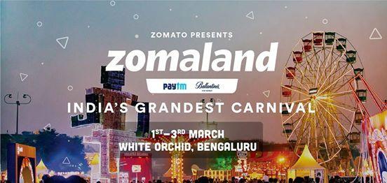 Zomaland - Bengaluru