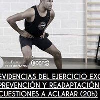 I Ed.Galicia &quotEjercicio Excntrico en Prevencin y Readaptacin&quot