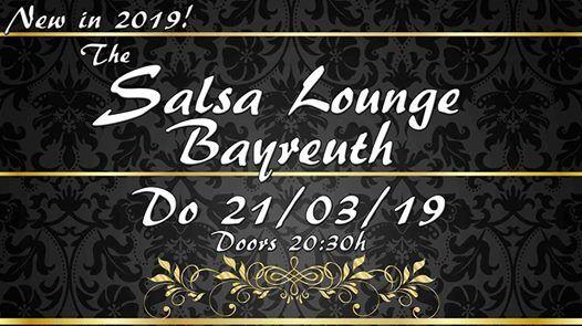 The Salsa Lounge at Tanzbar Bayreuth  Do 21032019