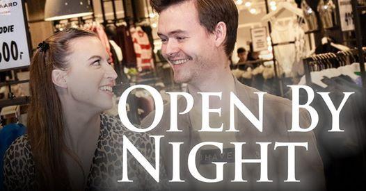 Open By Night i Shoppen
