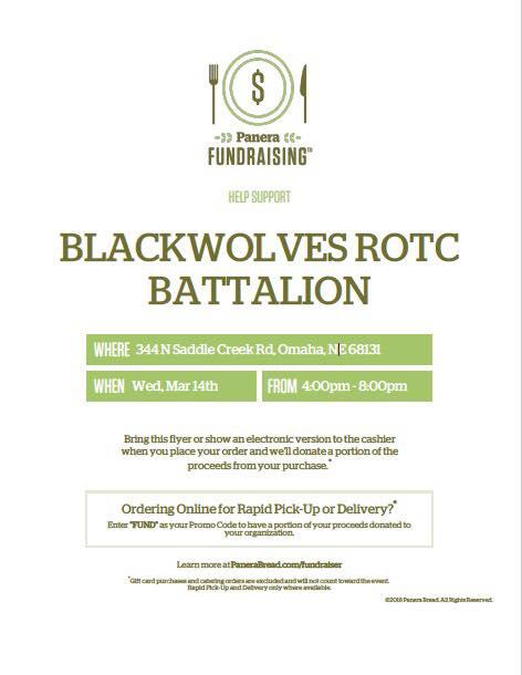 Creighton University Army ROTC-Black Wolves