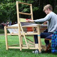 CAG Workshop  Weaving with Travis Meinolf