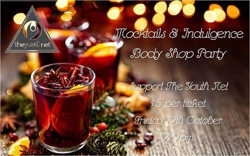 Mocktails and Indulgence - Body Shop Party