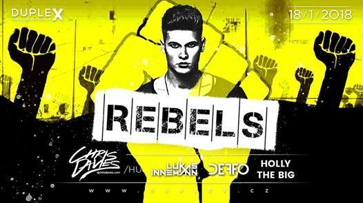 Rebels by Chris Davies (HU)
