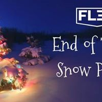 Flex  End of Term Snow Party  Tickets Available Now  1512