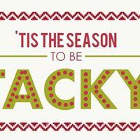 Tis the Season to be Tacky - Blackhorse Pub Fundraiser