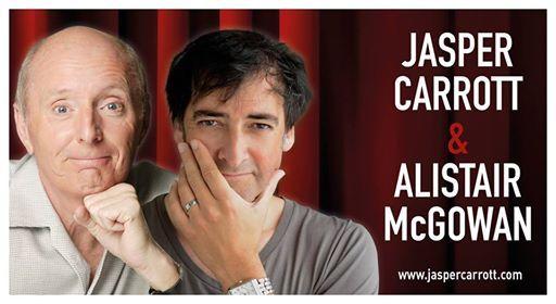 An Evening Shared With Jasper Carrott & Alistair McGowan