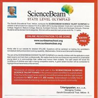 ScienceBeam State Level Olympiad