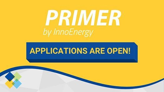 Primer by InnoEnergy - Pre-acceleration Program for Startups