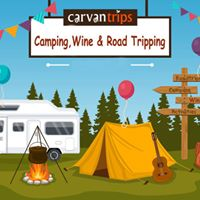 Camping Wine &amp Road Tripping