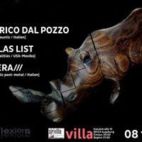Federico Dal Pozzo &amp Nikolas List &amp Viscera