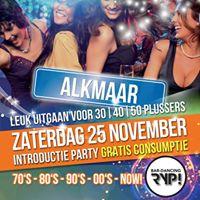 30 Dancing Party Alkmaar