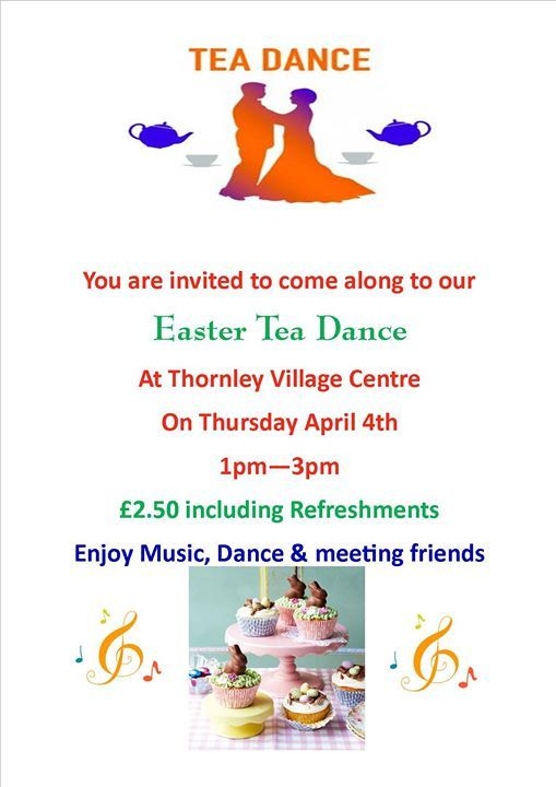 Easter Tea Dance