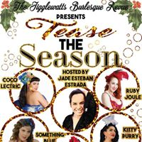 The Jigglewatts Burlesque &quotTease the Season&quot