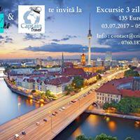 Excursie Berlin 3-5 iulie 2017