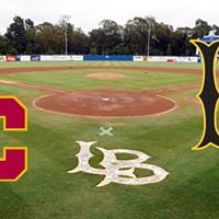 USC Trojans at Long Beach St Dirtbags Baseball Game