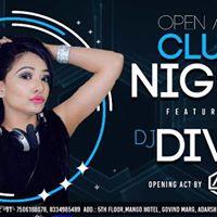 Open Air Club Night ft. Dj Diva