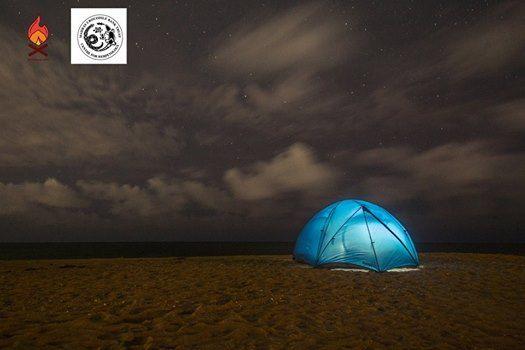 Beach Camping & Snake Walk