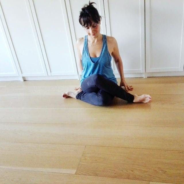 YIN YOGA - THE FIT SISTERS