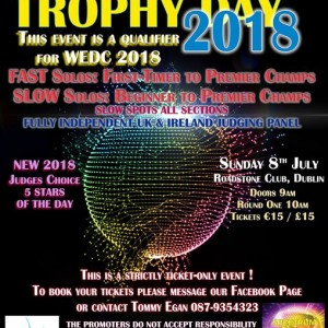 Summer Freestyle Trophy Day 2018