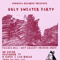 Showskii Records presents Ugly Sweater Party