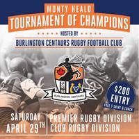 Monty Heald Tournament of Champions
