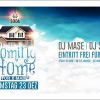 Coming home for x-mas - Einla ab 18