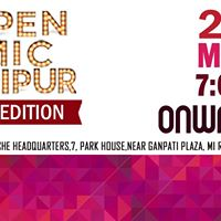 Open Mic Jaipur 2nd Edition