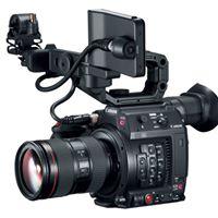 Learning Lab Canon C200 Digital Cinema Camera