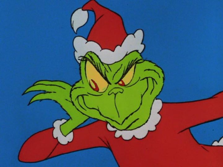 kids storybook art pizza night how the grinch stole christmas