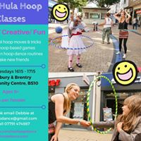 Hula Hoop Classes for Kids