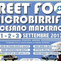 Street Food &amp Microbirrifici Festival 2017  CB Cesano Maderno