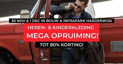 Opruiming Kinderkleding.Mega Opruiming Heren Kinderkleding Harderwijk At Bouw Infra