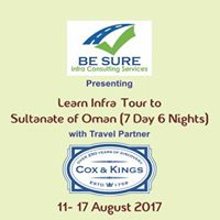 Learn Infra Tour to Muscat August 2017