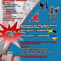 ISKA National Championships 2017