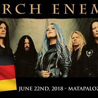 Arch Enemy  Matapaloz Leipzig