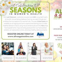 A Celebration of Seasons in Womens Health