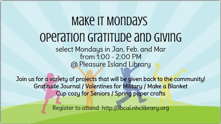 Make A Valentine Card For Military At New Hanover County Public