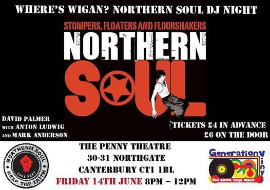 Wheres Wigan Northern Soul