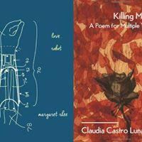 Poetry Book Launch Claudia Castro Luna and Margaret Rhee