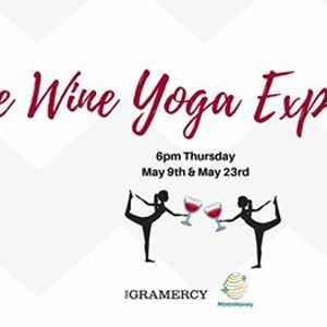 The Wine Yoga Experience