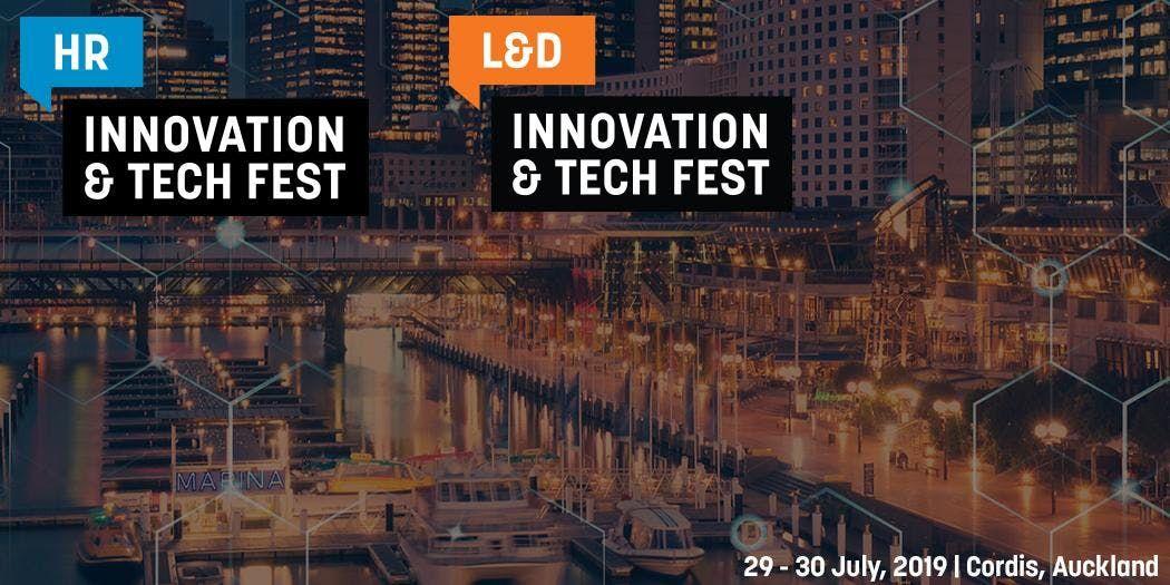 HR and L&D Innovation & Tech Fest NZ 2019