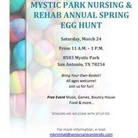 Free Spring Event - Mystic Park