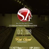 Saf Red Carpet Fashion Event