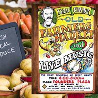 Isaac Conroe Farmers Market