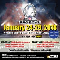 NFL Pro Bowl 2018