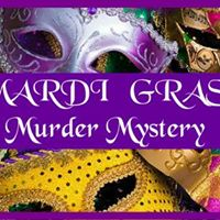 Mardi Gras Mder Mystery Night