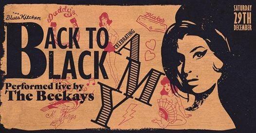 Back To Black Celebrating Amy